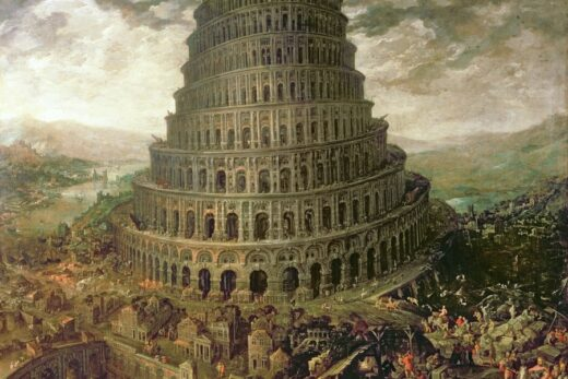 Tower of Babel - Rome